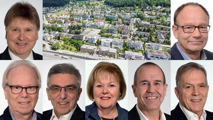 Am 15. April wird der Geroldswiler Gemeinderat neu bestellt. Das sind die Kandidaten.