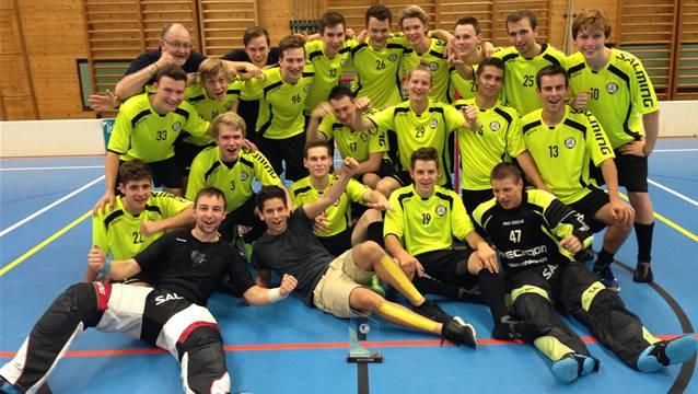 Die siegreiche U21 B-Equipe von Basel Regio triumphierte in ihrer Kategorie.