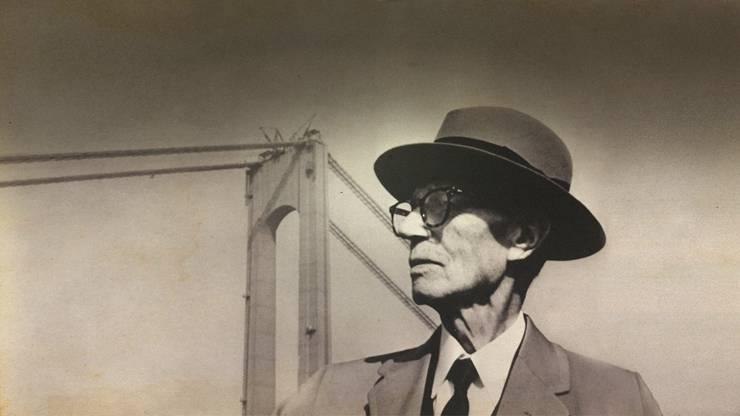 Der Schweizer Ingenieur Othmar H.Ammann verliess die Schweiz 1904 in Richtung USA