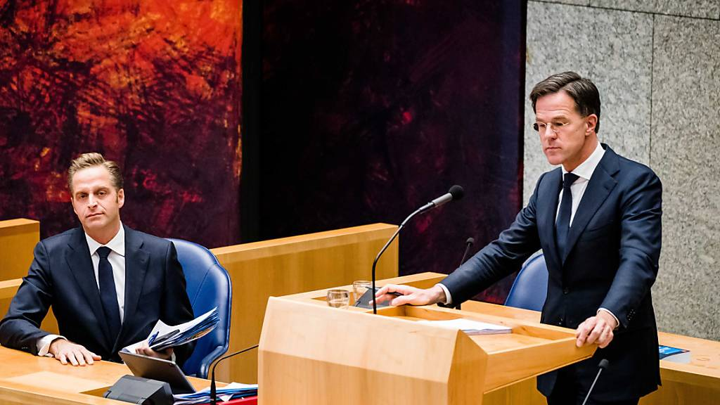 Niederlande verlängern Massnahmen gegen Coronavirus bis Ende April