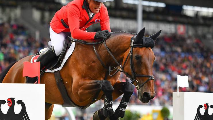 Paul Estermann und Castlefield Eclipse feierten auch in Aachen tolle Erfolge.