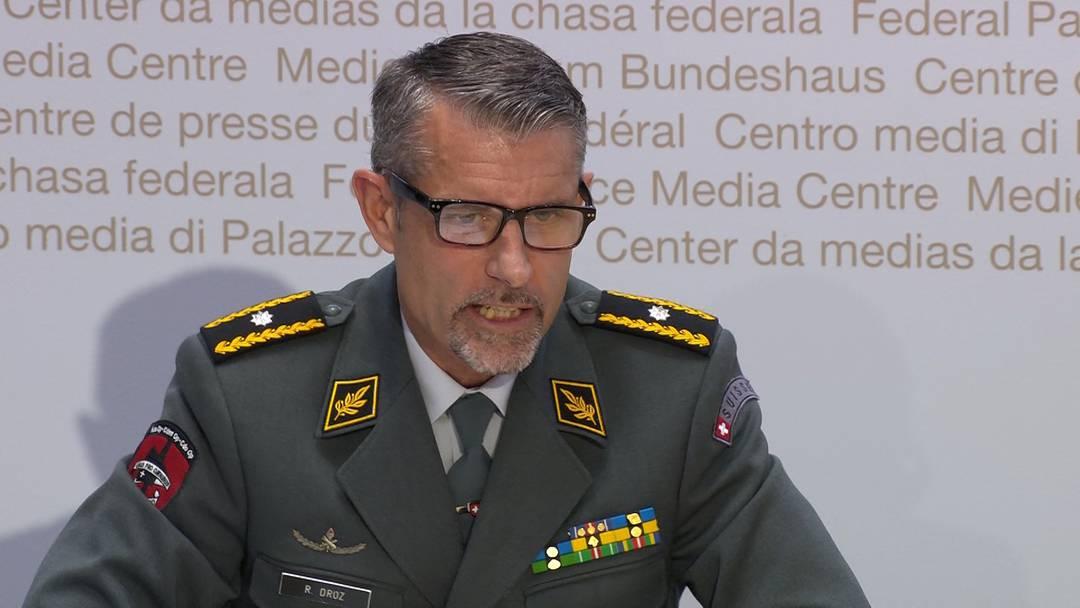 Armee hat zu viele Soldaten im Einsatz - Demobilisierung steht voran