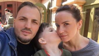 Die Familie Ahmeti aus Lenzburg war zum Zeitpunkt des Anschlags in Paris.