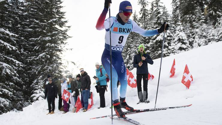 Der 22-jährige Beda Klee überzeugt an der Tour de Ski mit mutigen Auftritten – über 15 km klassisch in Oberstdorf läuft er sensationell auf Platz 11.