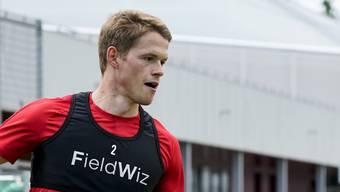 FCA-Innenverteidiger Marco Thaler hat sich im Training vom Freitag das Kreuzband gerissen und fällt lange Zeit aus.