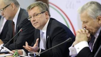 György Matolcsy will den IWF aus dem Land schmeissen (Archiv)