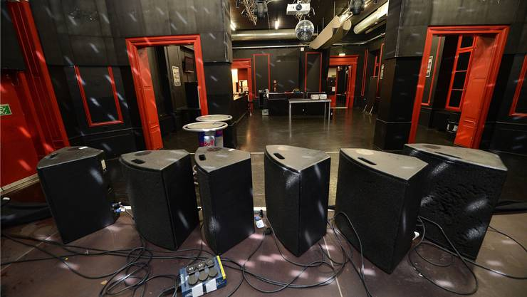 Bald werden neue Töne angeschlagen: Der Veranstaltungssaal des Sommercasinos soll sich vermehrt für Tanz, Theater und Ausstellungen öffnen.