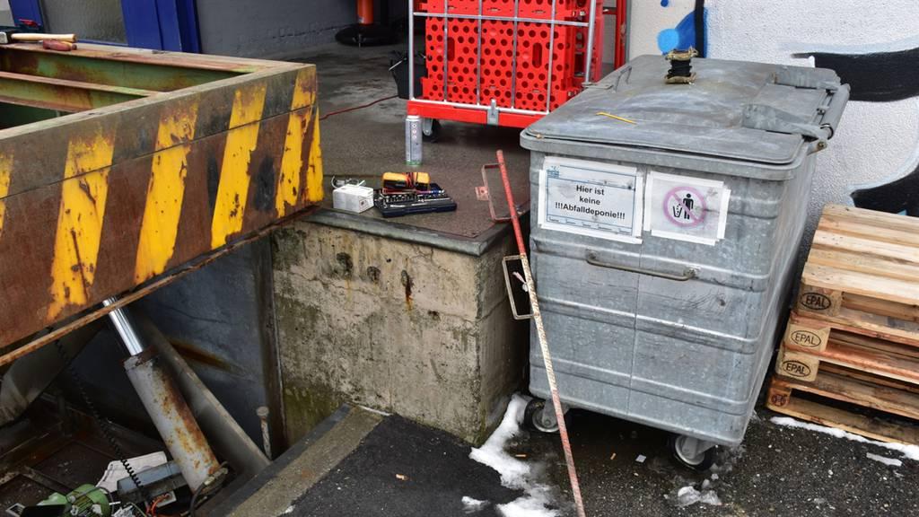 Tödlicher Unfall bei Reparaturarbeiten