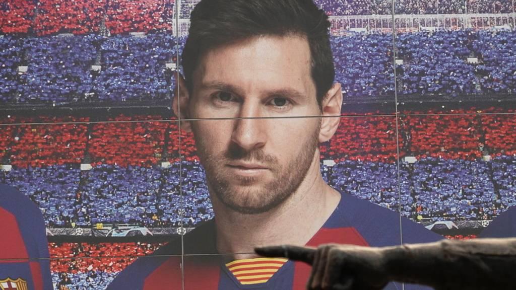 Lionel Messi bleibt Barça treu