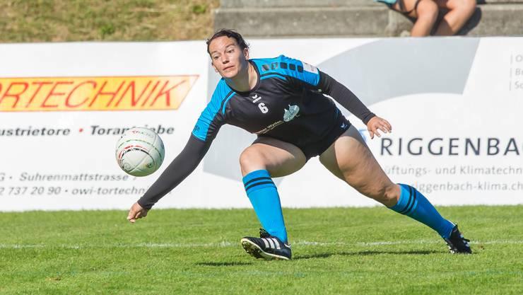 Sabrina Siegenthaler und ihre Teamkolleginnen verlieren zum Auftakt der Qualifikationsrunde zweimal.