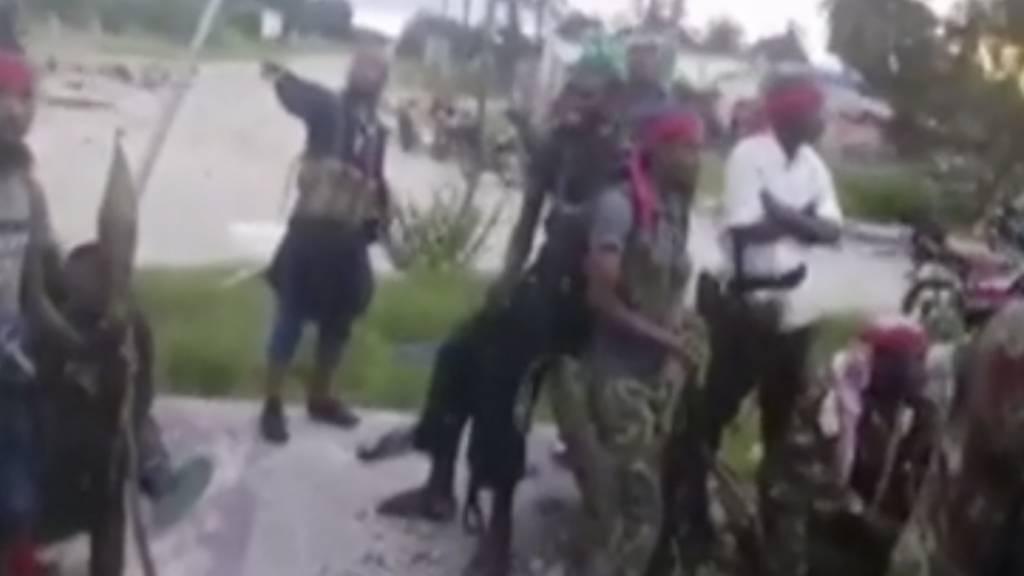Nach Terrorattacke auf Stadt in Mosambik: Südafrika schickt Soldaten