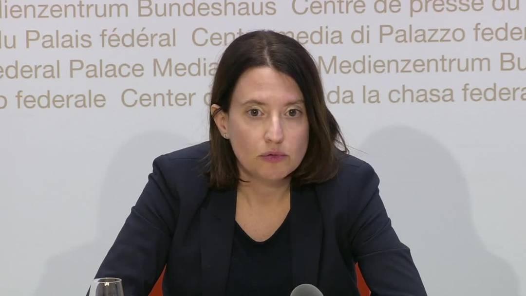 Corona-Impfstoff von Moderna in der Schweiz zugelassen (12.1.2020)