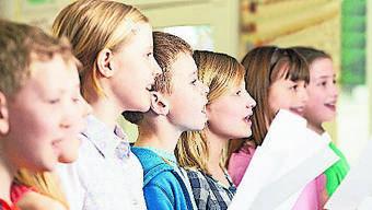 In den Fricktaler Schulen werden in den kommenden Wochen häufig Weihnachtslieder gesungen.