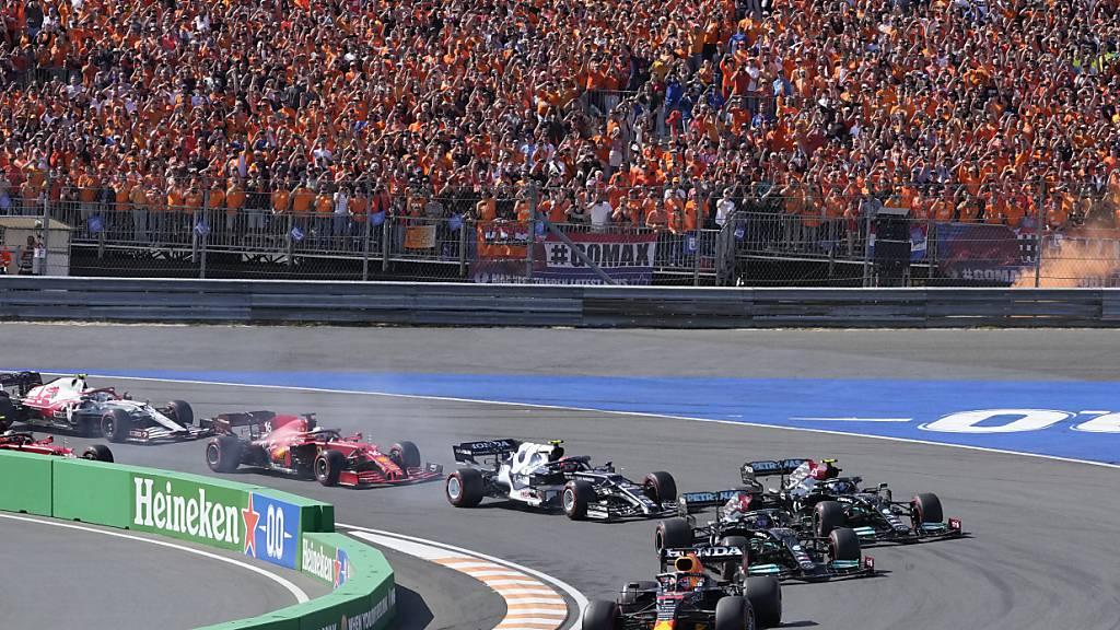 Die Formel 1 erlebte bei ihrer Rückkehr nach 36 Jahren nach Zandvoort ein grandioses Wochenende
