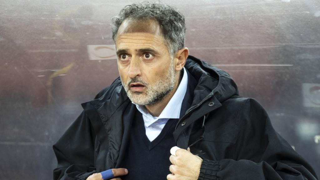 Sein Gesicht kennen noch nicht alle: FCZ-Interimstrainer Massimo Rizzo.