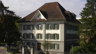 Das Emanuel-Isler-Haus ist eines der zu renovierenden Häuser.
