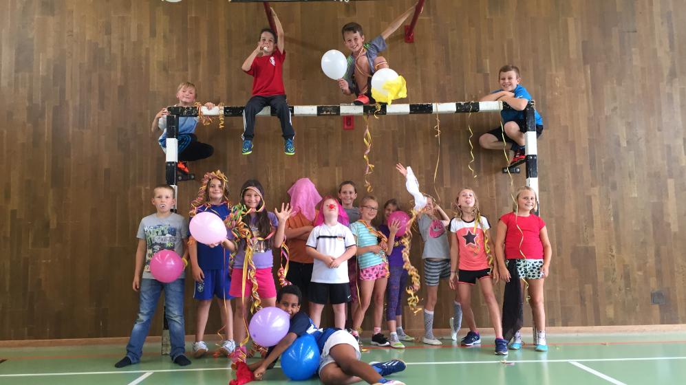 Pilatus Kids-Stage: Das sind die glücklichen Gewinner