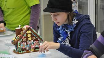 Selber Hand anlegen für das nächste Weihnachtsgeschenk: Lebkuchen ganz nach eigenem Wunsch verzieren, um seinen Liebsten Freude zu bereiten.