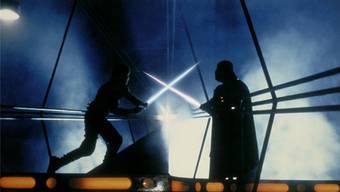 Mehr als Science-Fiction: Die «Star Wars»-Filme tragen mythologische Züge. Luke Skywalker bekämpft den bösen Darth Vader – seinen Vater. Lucasfilm