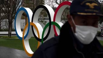 Die Olympischen Spiele in Tokio sollen im Sommer 2021 stattfinden.