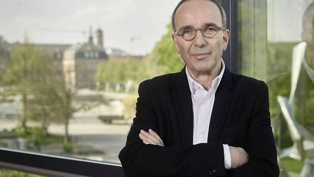 Der aus Kreuzlingen stammende Theater- und Opernregisseur Jossi Wieler erhält den Thurgauer Kulturpreis 2019.