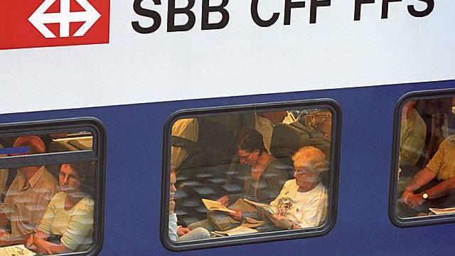 Die SBB ändert nicht nur den Fahrplan (Archiv)
