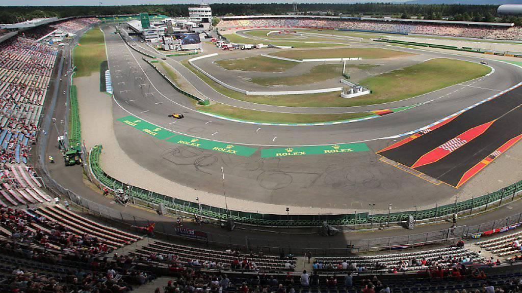 Im kommenden Jahr wird die Formel 1 nicht auf dem Hockenheimring Halt machen