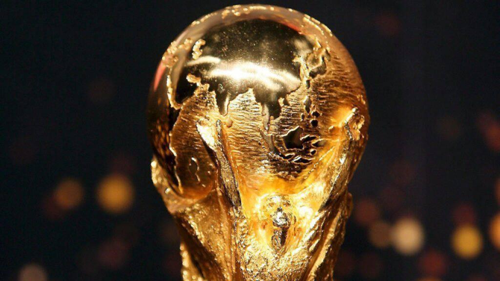 Auslosung für WM in Katar am 1. April 2022