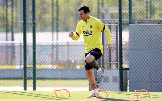 Ist bei Barcelona wichtig wie eh und je: Lionel Messi.
