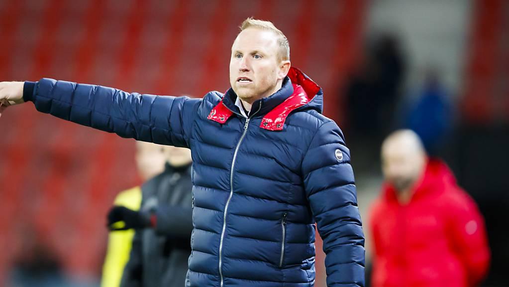 Ludovic Magnin führte den FC Zürich zu einem unglaublischen Wandel