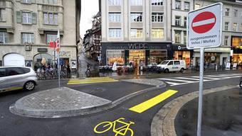 Die Basler Innenstadt wird bald autofrei sein