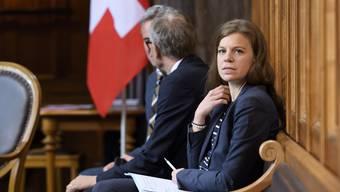 Unzufrieden mit dem Ständerat: Die Berner SP-Nationalrätin Nadine Masshardt.