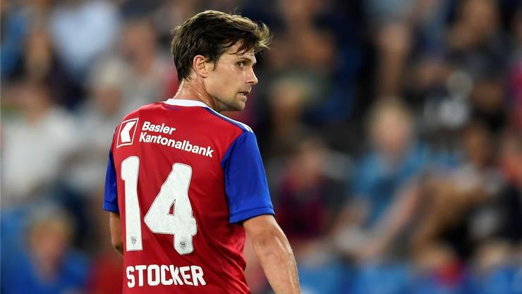 Ein Sinnbild der FCB-Krise: Valentin Stocker konnte Renato Steffen nie adäquat ersetzen. Urs Lindt/Freshfocus