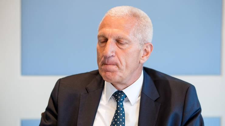Da sich die Untersuchung gegen Pierin Vincenz hinzieht, sah sich der Helvetia-Präsident gezwungen, von seinem Amt zurückzutreten.