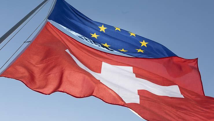 Die Schweiz und die EU: ein enges, aber schwieriges Verhältnis.