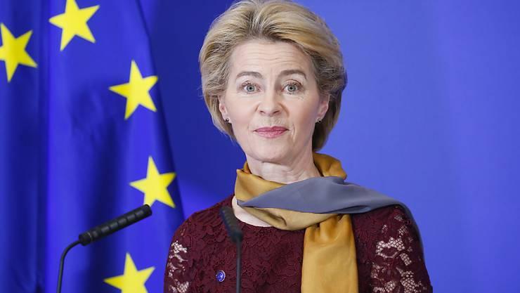 Zum Beginn ihrer Amtszeit hat die neue EU-Kommissionspräsidentin Ursula von der Leyen die Verantwortung für ein stärkeres Europa betont.