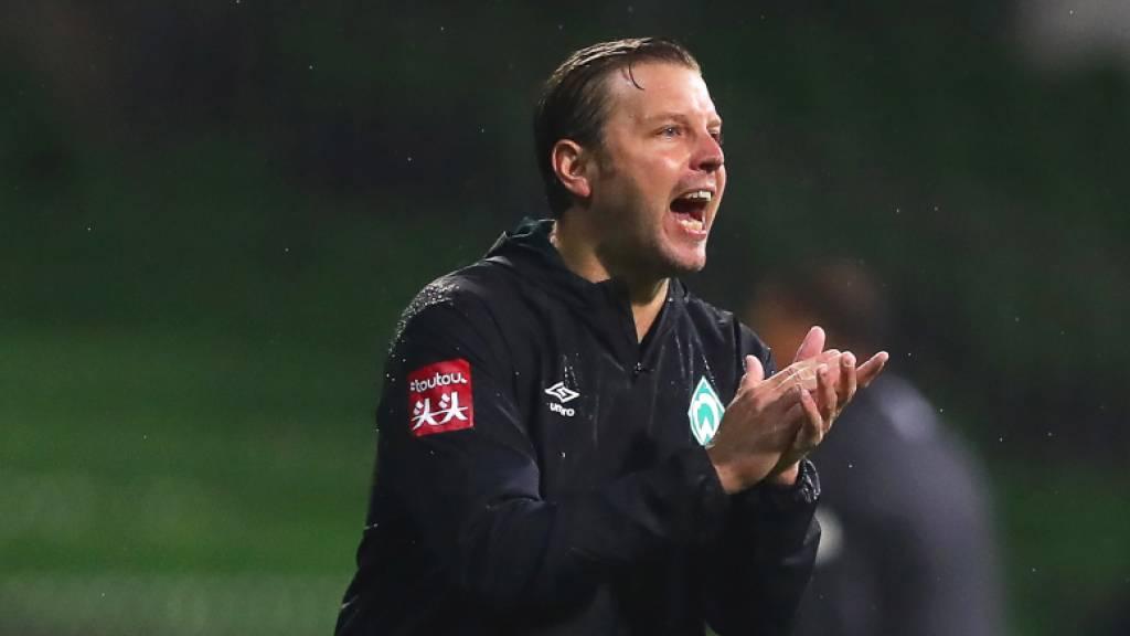 Wolfsburg verpflichtet Kohfeldt als Trainer