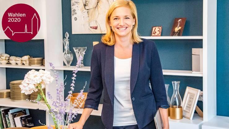 Esther Keller: «In Basel lebt sonst nur ein Cousin, darum wurden die Freunde schon früh sehr wichtig für mich.»