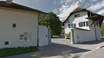 Der Passant wurde beim Müllerhof vom Bewaffneten bedroht. (Archiv)