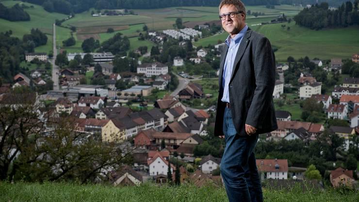 «Eine Arbeitsgruppe soll mögliche Standorte evaluieren»: Lukas Keller, Ammann Endingen.