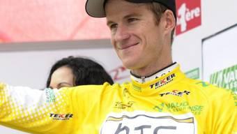 Michael Rogers bleibt Leader der Tour de Romandie