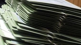Die Behandlung eines Vorstosses kostet die Verwaltung durchschnittlich 7000 Franken (Symbolbild)