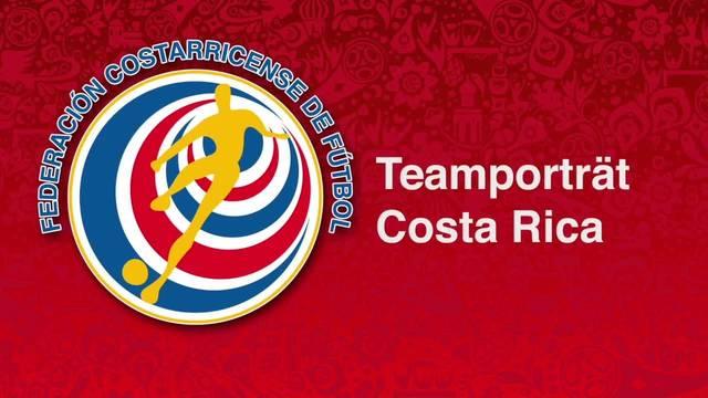 Teamporträt Costa Rica