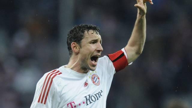Van Bommel schwört den Bayern weiterhin die Treue