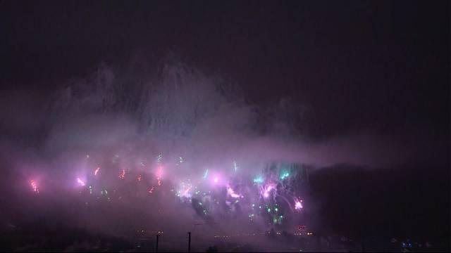 Feuerwerks-Flop an Sonnwendfeier