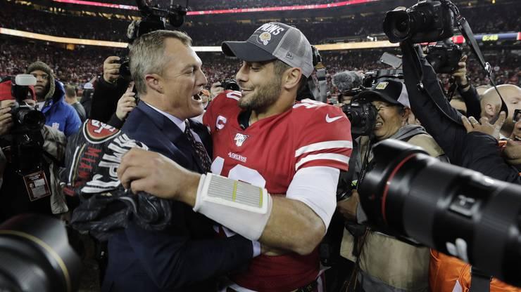 Holt sich Jimmy Garoppolo seinen dritten Super-Bowl-Ring?
