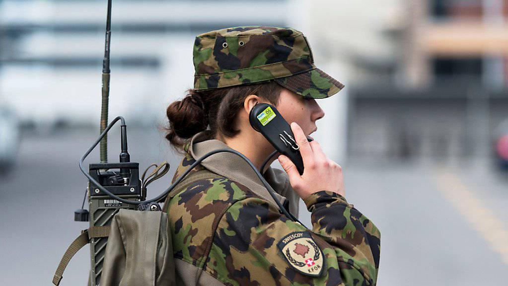Armee Frau