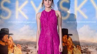 """Hollywoodstar Diane Kruger ist fliessend dreisprachig: Sie promotet derzeit noch die französische  Produktion """"Sky"""", danach dreht sie mit Fatih Akin in Deutschland. Und träumen tut sie auf englisch. (Archivbild)"""
