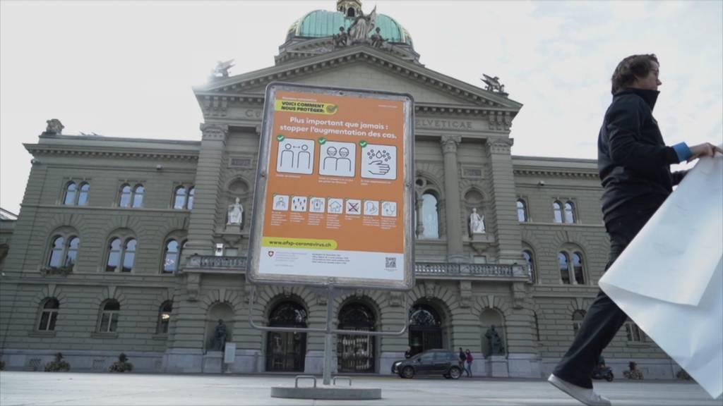 1 Jahr Coronavirus in der Schweiz: So dominiert das Virus unser Leben