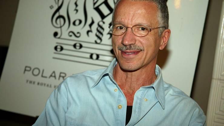 Klaviergott Keith Jarrett im Jahr 2003.  Foto: Micael Engström/IBL